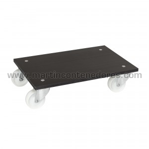 Dolly 600x600 mm com tapete...