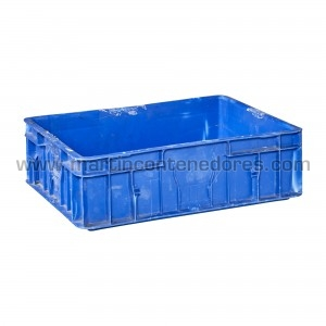 Caja plástica 400x300x120 mm
