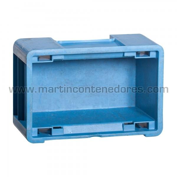 Bac plastique klt avec poignées ergonomiques