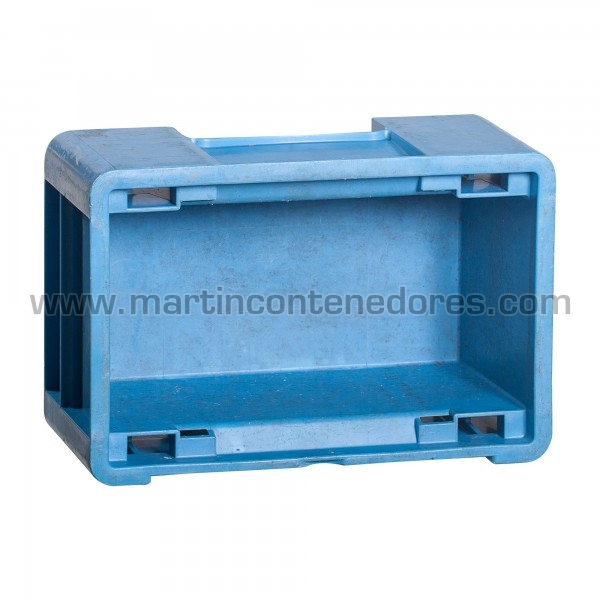 Caja KLT plástica usada