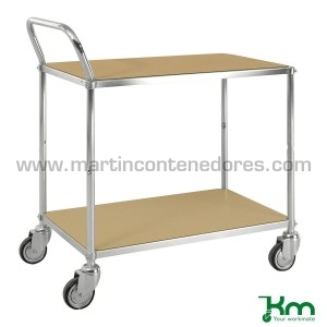 Design table trolley with 1...