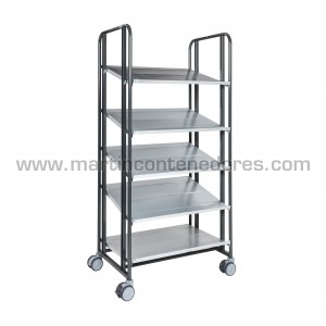 Trolley with 3 shelves...
