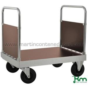 Platform trolley with 2...