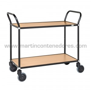 Carro de mesa de diseño con...