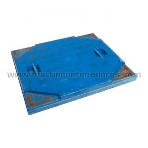 Lid for pallet 1200x1000 mm