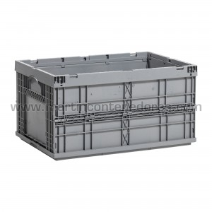 Caixa rebativel 600x400x320 mm