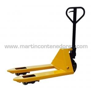 Transpaleta manual 2000 kg