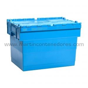 Caja plástica encajable...