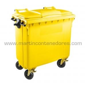 Contenedor basurero 770 litros