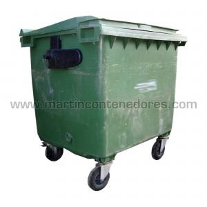 Contenedor de basura 1100...