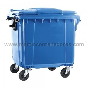 Waste container 1100 liters