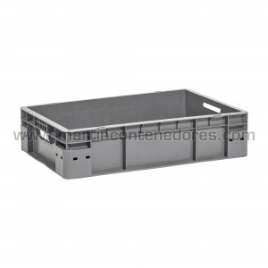 Plastic box 600x400x145/132 mm