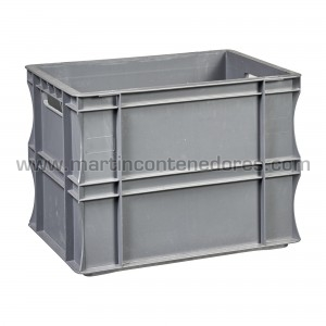 Plastic box Euronorm...