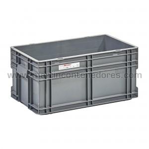 Caixa plástica 510x290x235 mm