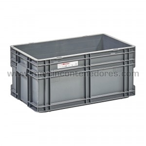 Caja plástica 510x290x235 mm