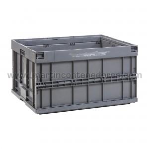 Bac pliable 790x590x445 mm