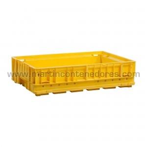 Caja C-KLT 6414 600x400x150 mm
