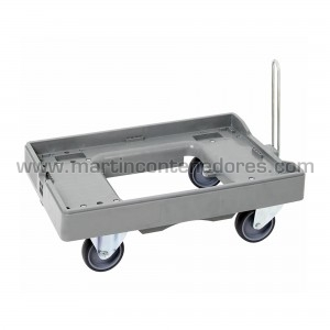 Chariot roulant 600x400 mm...