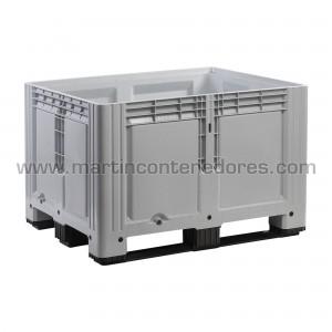 Box plastic 3 runners...