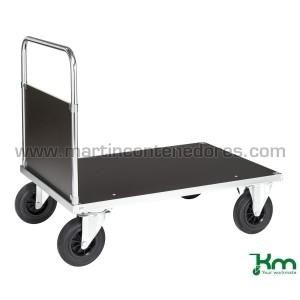 Chariot plateforme...