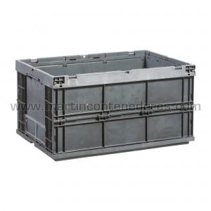 Bac pliable 600x400x320/290 mm