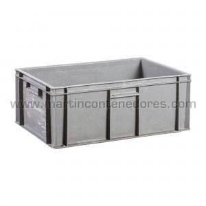 Plastic box 600x400x235/230 mm