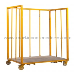 Roll containers steel...