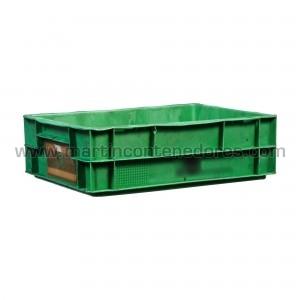 Plastic box 400x300x120/115 mm