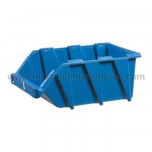 Gaveta plástica 410x267x175 mm