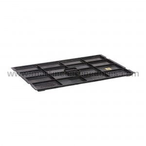 Tapa ESD para caja 600x400 mm