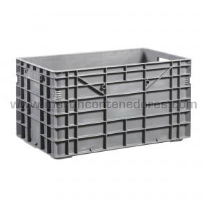 Plastic box 500x300x270/260 mm