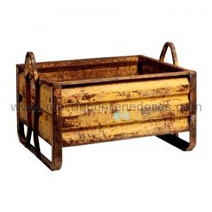 Steel box 1000x800x590 mm