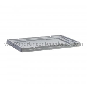 Tapa para caja 600x400 mm