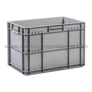 Plastic box 600x400x410/405 mm