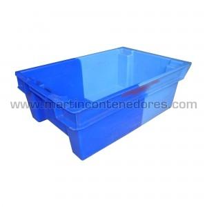 Caja encajable 600x400x200 mm