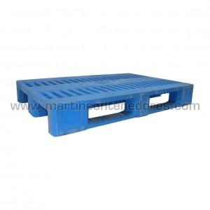 Palet plástico usado para altas cargas